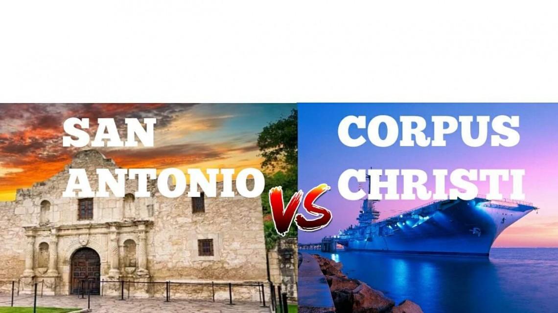 San Antonio vs Corpus Christi